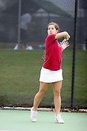 OC Tennis vs Oklahoma Baptist.April 5, 2007