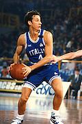 Qualif. Campionato Europeo Benevento 1994 Italia-Ungheria<br /> claudio coldebella