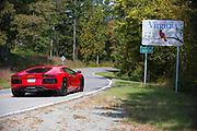October 3-5, 2013. Lamborghini Super Trofeo - Virginia International Raceway.