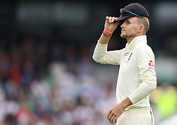 England's Joe Root during day three of the Second NatWest Test match at Headingley, Leeds.