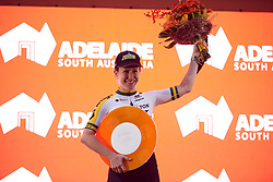 Amanda Spratt (AUS) is third in the general classification after Stage 4 of 2020 Santos Women's Tour Down Under, a 42.5 km road race in Adelaide, Australia on January 19, 2020. Photo by Sean Robinson/velofocus.com