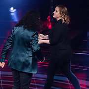NLD/Hilversum/20180216 - Finale The voice of Holland 2018, Anouk Teeuwe