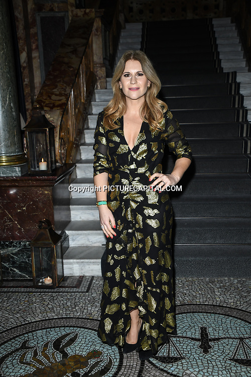Harriet Scott attend Positive Luxury Awards 2020 at Kimpton Fitzroy London Hotel, 1-8 Russell Square, Bloomsbury, London, UK. 25th February 2020.