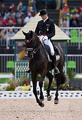 20160810 Rio 2016 Olympics - Dressur