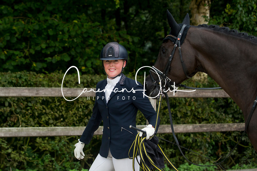 Ohrstam Antonia, SWE, Braveheart<br /> WK Ermelo 2019<br /> © Hippo Foto - Sharon Vandeput<br /> 3/08/19