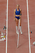 Anzhelika Sidorova (Authorised Neutral Athlete), Women's Pole Vault Final, during the 2019 IAAF World Athletics Championships at Khalifa International Stadium, Doha, Qatar on 29 September 2019.
