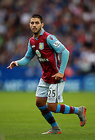 Aston Villa's Carles Gil