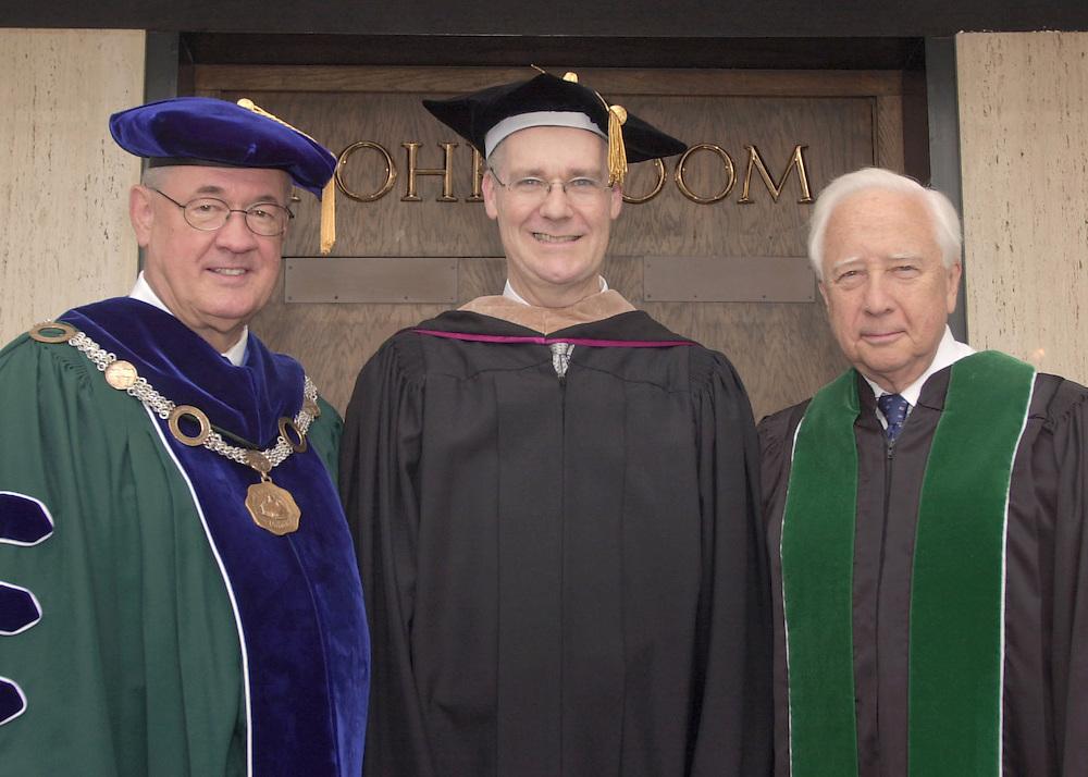 16521 Undergraduate Commencement 2004