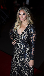 LONDON - UK - 02- Feb-2016: Leona Lewis, singer arrives ahead of HRH The Prince of Wales, President, The British Asian Trust, accompanied by HRH The Duchess of Cornwall, attend a Reception and Dinner for supporters of the charity at The Natural History Museum, London <br /> <br /> Photograph by Ian Jones