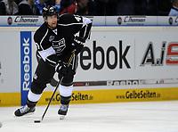 Ishockey<br /> NHL USA<br /> 04.10.2011<br /> Foto: Witters/Digitalsport<br /> NORWAY ONLY<br /> <br /> Trent Hunter (Kings)<br /> <br /> Eishockey, Compuware NHL Challenge, Hamburg Freezers - Los Angeles Kings