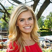 NLD/Amserdam/20150604 - Uitreiking Talkies Terras Award 2015 en onthulling cover, Nicolette van Dam