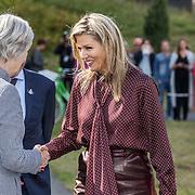 NLD/Apeldoorn/20190919 - Maxima bij bijeenkomst NLgroeit, Koningin Maxima neemt afscheid van Mevrouw Petra van Wingerden-Boers