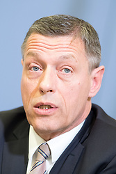 "07.03.2019, Finanzministerium, Wien, AUT, Bundesregierung, Pressekonferenz zum Thema ""Betrugsbekämpfung"", im Bild Generalsekretär im Justizministerium Christian Pilnacek // during a media conference due to combating of fraud at finance ministry in Vienna, Austria on 2019/03/07, EXPA Pictures © 2019, PhotoCredit: EXPA/ Michael Gruber"
