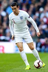 Ben Chilwell of England - Mandatory by-line: Robbie Stephenson/JMP - 18/11/2018 - FOOTBALL - Wembley Stadium - London, United Kingdom - England v Croatia - UEFA Nations League