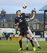 Declan Gallagher - Raith Rovers v Dundee,  SPFL Championship at Starks Park<br /> <br />  - &copy; David Young - www.davidyoungphoto.co.uk - email: davidyoungphoto@gmail.com