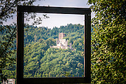 Castle ruins in the Black Forest, Germany