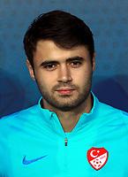 Uefa - World Cup Fifa Russia 2018 Qualifier / <br /> Turkey National Team - Preview Set - <br /> Ahmet Yilmaz Calik