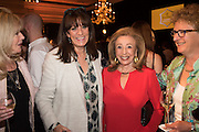DEBBIE MOORE;  GAIL REBUCK; JENNIFER ROSENBURG; SOPHIE MIRMAN, , The Veuve Clicquot Business Woman Award. Claridge's Ballroom. London W1. 11 May 2015.