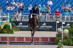 Fredricson Peder, SWE, H&M Christian K<br /> World Equestrian Games - Tryon 2018<br /> © Hippo Foto - Dirk Caremans<br /> 23/09/2018