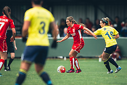 Jodie Brett of Bristol City Women - Rogan Thomson/JMP - 06/11/2016 - FOOTBALL - The Northcourt Stadium - Abingdon-on-Thames, England - Oxford United Women v Bristol City Women - FA Women's Super League 2.