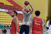 DESCRIZIONE : Skopje torneo internazionale - Allenamento<br /> GIOCATORE : Luigi Datome<br /> CATEGORIA : nazionale maschile senior A <br /> GARA : Skopje torneo internazionale - Allenamento <br /> DATA : 24/07/2014 <br /> AUTORE : Agenzia Ciamillo-Castoria