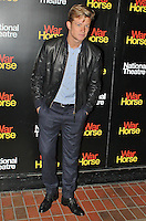 LONDON - October 25: Ed Speelers at the War Horse 5th Anniversary Performance (Photo by Brett D. Cove)