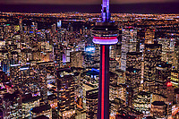 CN Tower & Downtown Toronto