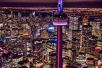 CN Tower & Downtown Toronto
