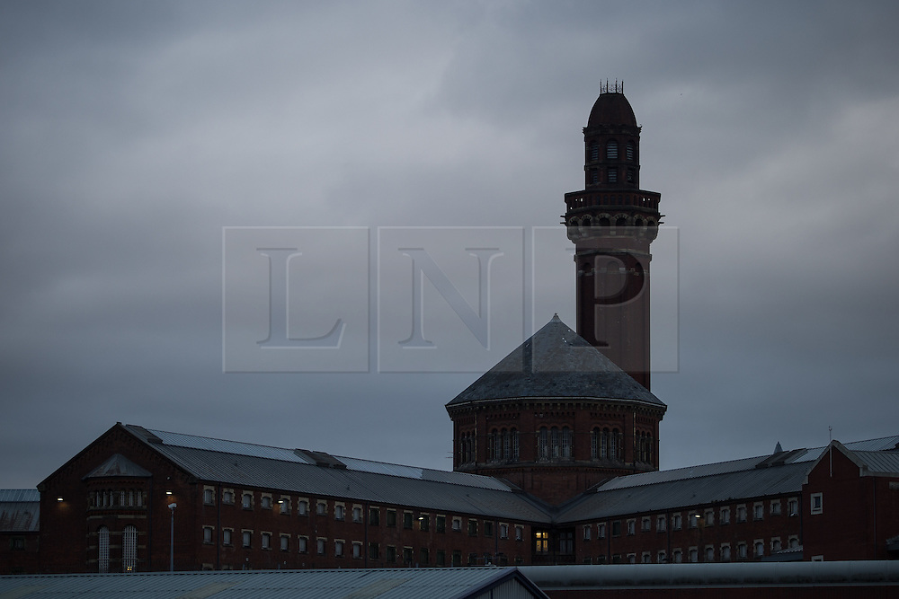 © Licensed to London News Pictures . File picture of HMP Manchester ( formerly Strangeways ) . Photo credit : Joel Goodman/LNP
