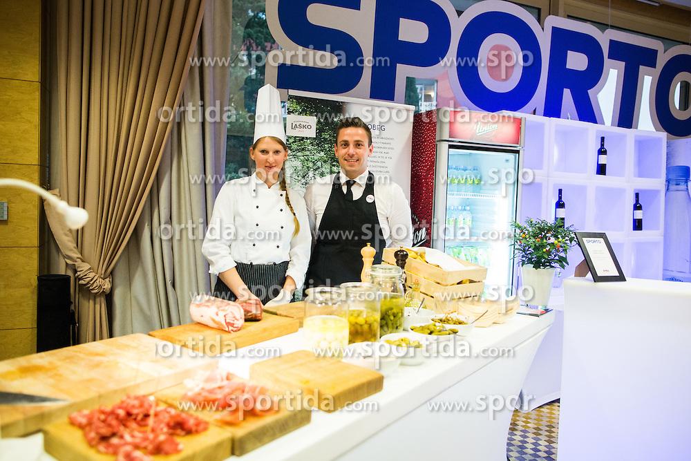 during Sports marketing and sponsorship conference Sporto 2015, on November 19, 2015 in Hotel Slovenija, Congress centre, Portoroz / Portorose, Slovenia. Photo by Vid Ponikvar / Sportida