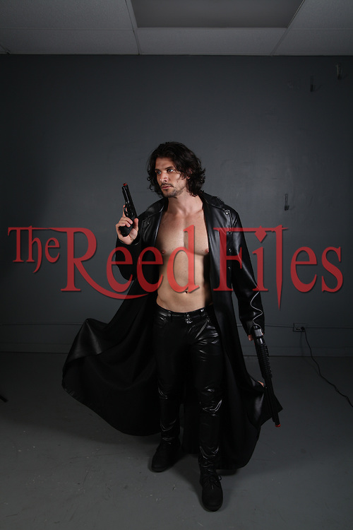 The Reed Files: Paranormal Urban Fantasy Man