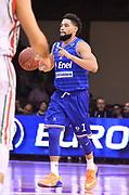 DESCRIZIONE : Reggio Emilia Eurocup 2015-16 Grissin Bon Reggio Emilia - Enel Brindisi<br /> GIOCATORE : Scottie Reynolds<br /> CATEGORIA : palleggio<br /> SQUADRA : Enel Brindisi<br /> EVENTO : Eurocup 2015-2016 <br /> GARA : Grissin Bon Reggio Emilia - Enel Brindisi<br /> DATA : 14/10/2015 <br /> SPORT : Pallacanestro <br /> AUTORE : Agenzia Ciamillo-Castoria/R.Morgano<br /> Galleria : Eurocup 2015-2016 <br /> Fotonotizia : Reggio Emilia Eurocup 2015-16 Grissin Bon Reggio Emilia - Enel Brindisi