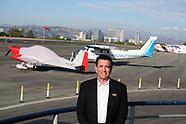 Dave Hopkins, CEO of Santa Monica Airport Association.