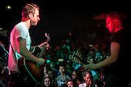 Dave Tirio and Tim Lopez of the Plain White T's  rocking it in Yokosuka Japan