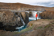 Sigoldufoss in south iceland