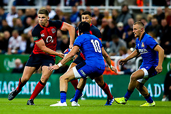 Owen Farrell of England - Mandatory by-line: Robbie Stephenson/JMP - 06/09/2019 - RUGBY - St James's Park - Newcastle, England - England v Italy - Quilter Internationals
