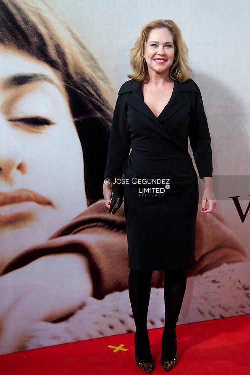 Ana Rodriguez attends 'Venuto Al Mondo' Premiere at Capitol Cinema in Madrid