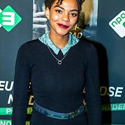 NLD/Hilversum/20191202 - Premiere Telefilms 2019, Dzifa Kusenuh