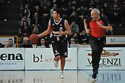DESCRIZIONE : Verona Lega Basket A2 2010-11 Tezenis Verona Naturhouse Ferrara<br /> GIOCATORE : Daniel Farabello Arbitro<br /> SQUADRA : Tezenis Verona Naturhouse Ferrara<br /> EVENTO : Campionato Lega A2 2010-2011<br /> GARA : Tezenis Verona Naturhouse Ferrara<br /> DATA : 12/02/2011<br /> CATEGORIA : Palleggio Contropiede<br /> SPORT : Pallacanestro <br /> AUTORE : Agenzia Ciamillo-Castoria/M.Gregolin<br /> Galleria : Lega Basket A2 2010-2011 <br /> Fotonotizia : Verona Lega A2 2010-11 Tezenis Verona Naturhouse Ferrara<br /> Predefinita :