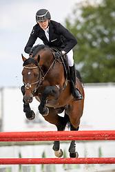 Housen Alexander, BEL, Uricas vd Kattevennen<br /> Belgisch Kampioenschap Jeugd Azelhof - Lier 2020<br /> © Hippo Foto - Dirk Caremans<br /> 02/08/2020