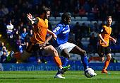 Birmingham City v Wolverhampton Wanderers 110415