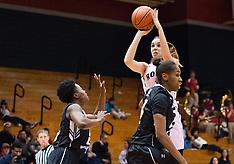 2016-02-22 Robert Morris Women's Basketball vs. Long Island University