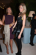 CHARLOTTE LUCAS; OPHELIA HOHLER, The Cartier Chelsea Flower show dinner. Hurlingham club, London. 20 May 2013.
