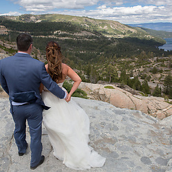 Go West Foto Wedding Photography Portfolio -- Donner Summit, California