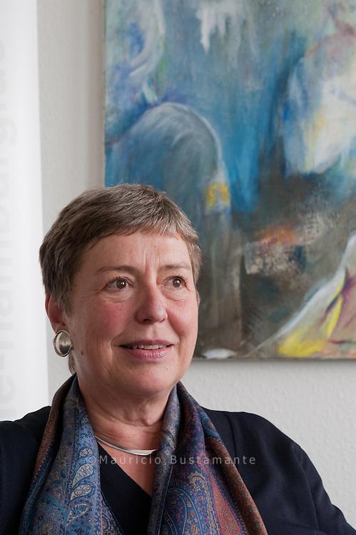 Landespastorin Annegrethe Stoltenberg