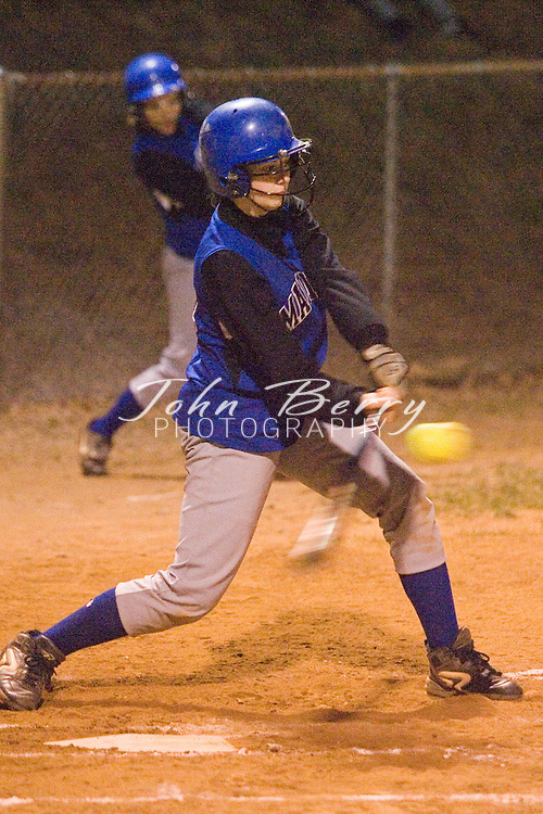 MCHS Varsity Girls Softball.vs Greene.March 22, 2006