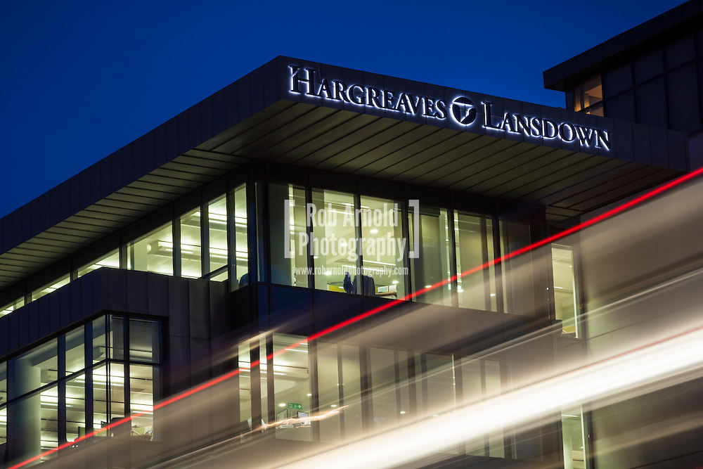 The Head Office of stockbroker, Hargreaves Lansdown in Bristol, UK