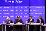 Foreign Minister Qatar speaks at Brooking