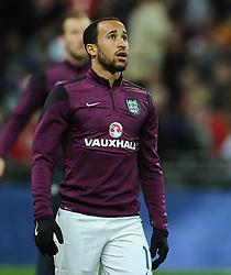 Andros Townsend of England (Tottenham Hotspur)  - Photo mandatory by-line: Joe Meredith/JMP - Mobile: 07966 386802 - 27/03/2015 - SPORT - Football - London - Wembley Stadium - England v Lithuania - UEFA EURO 2016 Qualifier