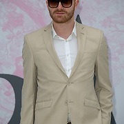 Adam Morse arrives at V&A - summer party, on 19 June 2019, London, UK